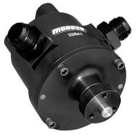 Vacuum Pumps & Accessories - Vacuum Pumps - Moroso Performance Products - Moroso 4 Vane Vacuum Pump for Dry Sump Oiling Systems