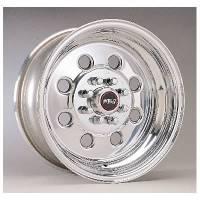"Wheels - Street / Strip - Weld Racing Draglite Wheels - Weld Racing - Weld Draglite Polished Wheel - 15"" x 3.5"" - 5 x 4.5""-4.75"" Bolt Circle - Bolt Circle - 1.375"" Back Spacing - 9.75 lbs"