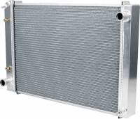 Ford Mustang (3rd Gen) Heating and Cooling - Ford Mustang (3rd Gen) Radiators - Allstar Performance - Allstar Performance Radiator 1979-93 Mustang - Direct Fit