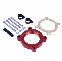 Ford Mustang (5th Gen) Air and Fuel - Ford Mustang (5th Gen) Fuel Injection Systems and Components - Electronic - Airaid - AIRAID PowerAid Throttle Body Spacer