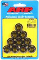 Hardware & Fasteners - ARP - ARP 12mm x 1.75 12 Point Nuts (10)