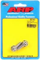 Water Necks and Components - Water Neck Bolts - ARP - ARP Stainless Steel Thermostat Housing Bolt Kit - 12 Point