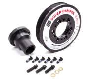 "Harmonic Balancers - Harmonic Balancers - Chrysler 5.7L Hemi - ATI Products - ATI Chrysler 7"" Super Damper 6.1L Hemi 6-Rib"