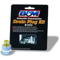 Transmission Accessories - Transmission Drain Plugs - B&M - B&M Drain Plug Kit