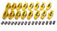 "Rocker Arms - Aluminum Roller Rocker Arms - Pontiac - Crane Cams - Crane Cams Pontiac Rocker Arms - 1.65 Ratio 7/16"" Stud"