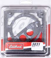 Fuel Injection System Components - Throttle Body Gaskets - Edelbrock - Edelbrock Throttle Body Gasket Set - 75mm