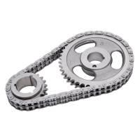 Timing Chains - Timing Chains - Pontiac V8 - Edelbrock - Edelbrock Performer-Link By Cloyes Timing Chain