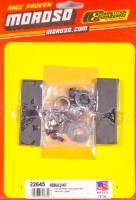 Vacuum Pumps & Accessories - Vacuum Pump Rebuild Kits - Moroso Performance Products - Moroso Vacuum Pump Rebuild Kit