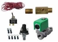 Oil Accumulator - Oil Accumulator Parts & Accessories - Moroso Performance Products - Moroso Accumulator Valve 20-25 psi