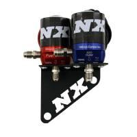 Air & Fuel System - Nitrous Express - Nitrous Express (NX) LS Solenoid Bracket (Passenger Side Head)