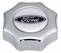 Valve Cover Parts & Accessories - Valve Cover Oil Fill Caps - Proform Performance Parts - Proform Ford Oil Filler Cap - Chrome