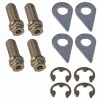 Superchargers & Turbochargers - Turbocharger Components - Stage 8 Locking Fasteners - Stage 8 Turbo Locking Bolt Kit - 10mm x 1.25 x 25mm (4)