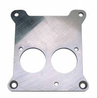 Fuel Injection Systems and Components - Electronic - Throttle Body Adapters - Trans-Dapt Performance - Trans-Dapt Carburetor To TBI Adapter - Holley 4 bbl. To BB Chevy TBI Front Mount