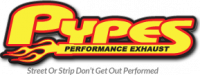 Pypes Performance Exhaust - Exhaust System - Header Parts & Accessories