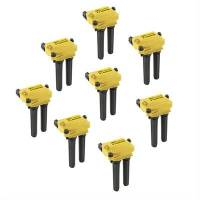 Ignition Coil - Ignition Coils - Accel - ACCEL Super Coil Hemi 5.7/6.1L w/ Dual Plug Coils 8 Pack