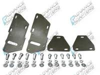 Motor Mounts & Mid-Plates - Engine Swap Motor Mounts - Advance Adapters - Advance Adapters Motor Mounts GM V8-4.3L