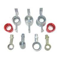 "Carburetor Service Parts - Carburetor Boosters - AED Performance - AED Straight Let Booster .136"" (4 Pack)"