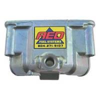 Carburetor Service Parts - Carburetor Fuel Bowls - AED Performance - AED Secondary Float Bowl - Double Pump