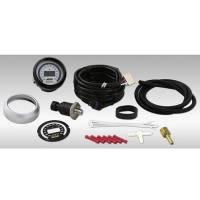 Gauges - Digital Boost Pressure Gauges - AEM Electronics - AEM Boost Digital Gauge 30-50 psi