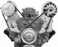 Alternator Parts & Accessories - Alternator Brackets - Alan Grove Components - Alan Grove Components Alternator Bracket - SB Chevy - High Mount - LH