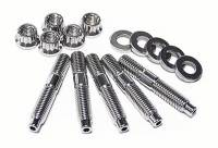 """Accessory Bolts and Studs - Accessory Studs - ARP - ARP Stainless Steel Stud & Nut Kit - (16) 8mm x 1.25"""" x 45mm"""