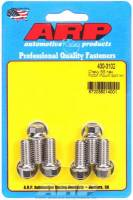 Motor Mounts & Mid-Plates - Motor Mount Bolts - ARP - ARP Chevy Stainless Steel Motor Mount to Block Bolt Kit - 6 Point
