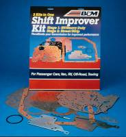 Transmission Accessories - Automatic Transmission Shift Kits - B&M - B&M Ford E40D Shift Improver Kit