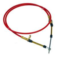 Shifters - Shifter Cables - B&M - B&M 4' Eyelet Shifter Cable