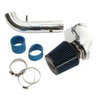 Ford Mustang (4th Gen) Air and Fuel - Ford Mustang (4th Gen) Air Cleaners, Filters, Intakes, and Components - BBK Performance - BBK Performance Cold Air Induction System - Chrome