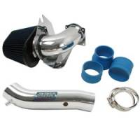 Air Intakes - Ford Air Intakes - BBK Performance - BBK Performance Cold Air Induction System - Chrome