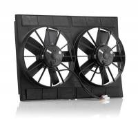 Electric Fans - Be Cool Electric Fans - Be Cool - Be Cool Electric Fan Dual Paddle Blade