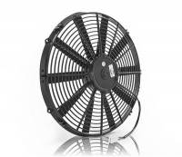 "Electric Fans - Be Cool Electric Fans - Be Cool - Be Cool 16"" Puller Fan Straight Blade"