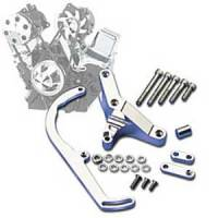 Ignition & Electrical System - Billet Specialties - Billet Specialties Independent Top Mount Alternator Bracket