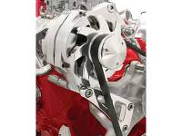 Street Performance USA - Billet Specialties - Billet Specialties SB Chevy Top Mount Alternator Bracket