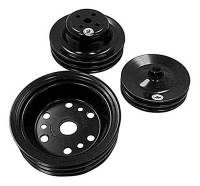 Power Steering Pulleys - V-Belt Power Steering Pulleys - Borgeson - Borgeson Power Steering Pulley