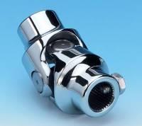 """Steering U-Joints - Borgeson Steering U-Joints - Borgeson - Borgeson Polished U-Joint 3/4"""" DD x 9/16""""-26"""