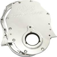 Engine Components - CSR Performance Products - CVR Performance BB Chevy Billet Timing CVR Performance 2-Piece - Polished