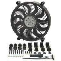 "Cooling & Heating - Derale Performance - Derale 14"" High Output RAD Fan Single"