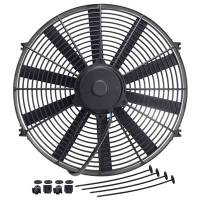 Electric Fans - Derale Electric Fans - Derale Performance - Derale 16 Straight Blade Electric Fan