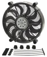 "Cooling & Heating - Derale Performance - Derale 12"" High Output Electrc Fan Standard Kit"