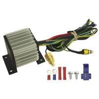 Fan Parts & Accessories - Fan Switches - Derale Performance - Derale Single Fan Controller Adjustable 150-241