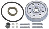 Oil Filter Adapters and Components - Oil Filter Adapters - Derale Performance - Derale GM Canister to Spin-On Oil FIlter Adapter