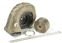 Heat Management - Turbo Insulating Kits - Design Engineering - Design Engineering DEI Turbo Insulation Kit Carbon Fiber Look