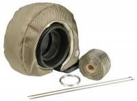 Heat Management - Turbo Insulating Kits - Design Engineering - Design Engineering DEI T6 Turbo Shield Kit