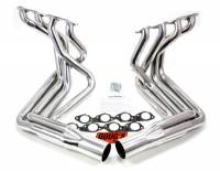 Exhaust System - Doug's Headers - Doug's BB Chevy Side Mount Headers - Silver - 63-82 Vette