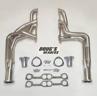 Full Length Headers - Pontiac Headers - Doug's Headers - Doug's Coated Headers - Pontiac V8 326/350/400