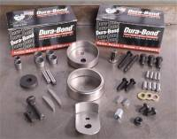 Engine Bolts & Fasteners - Engine Finishing Hardware Kits - Dura-Bond Bearing Company - Dura-Bond Pontiac Engine Hardware Finishing Kit - V8