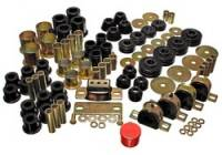 Chevrolet C10 Suspension and Components - Chevrolet C10 Suspension Bushing Kits - Energy Suspension - Energy Suspension Hyper-Flex System - Black