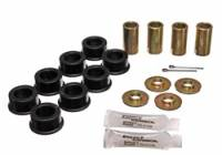 Bushings - Strut Rod Bushings - Energy Suspension - Energy Suspension Strut Rod Bushing Set - Black