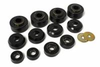 Ford F-250 / F-350 - Ford F-250 / F-350 Chassis Components - Energy Suspension - Energy Suspension Body Cab Mount Set - Black